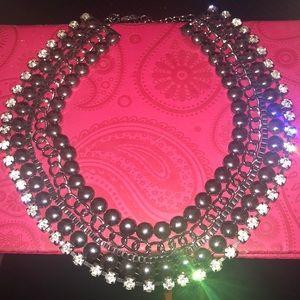 Charming Charlie Bib Necklace